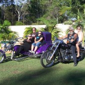 Gold Coast Motorcycle Tours - Winery Find