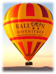 Balloon Adventures Barossa Valley - Winery Find