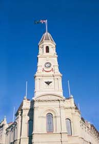 Fremantle Town Hall - Winery Find
