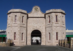 Fremantle Prison - Winery Find