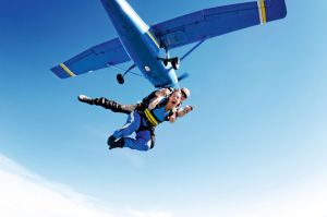 Skydive the Beach and Beyond Yarra Valley - Winery Find