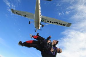 Australian Skydive - Winery Find