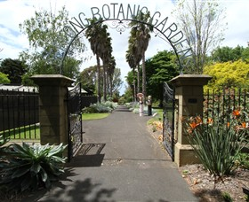 Friends of Geelong Botanic Gardens - Winery Find