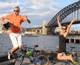 Bikebuffs - Sydney Bicycle Tours - Winery Find