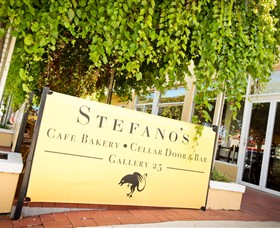 Stefano's Cafe Bakery - Winery Find